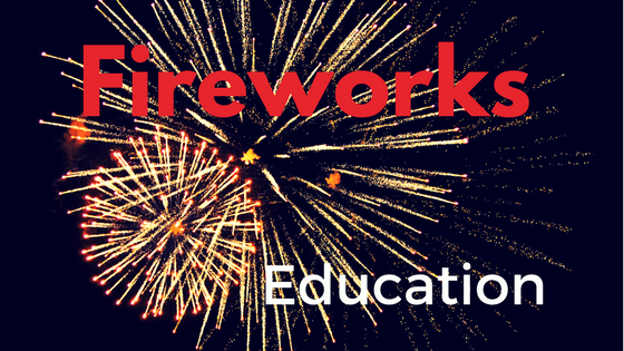 fireworks education