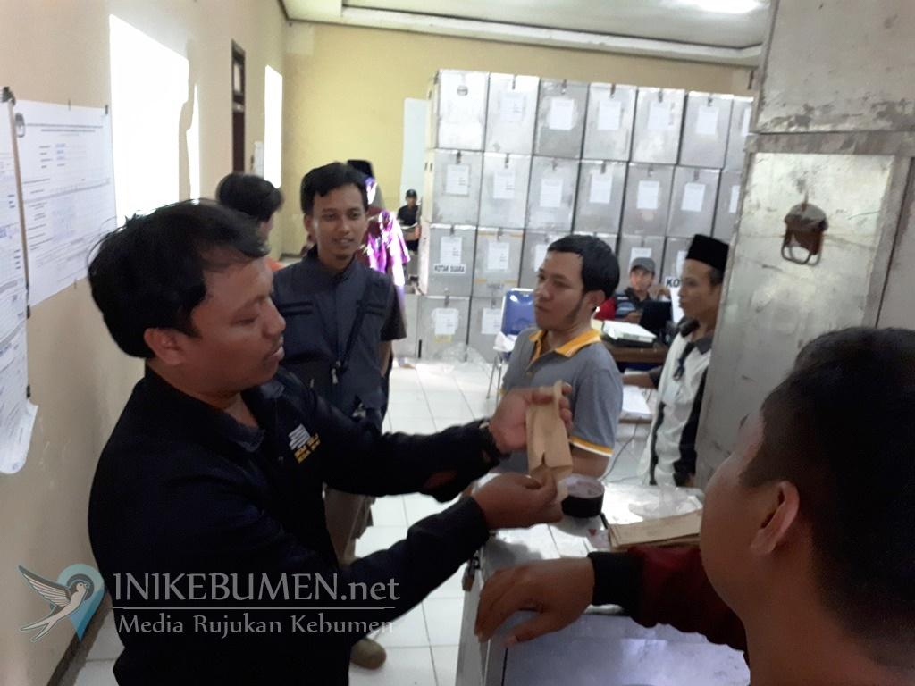 Pagi ini, KPU Kebumen Gelar Rekapitulasi Suara Pilgub Jateng