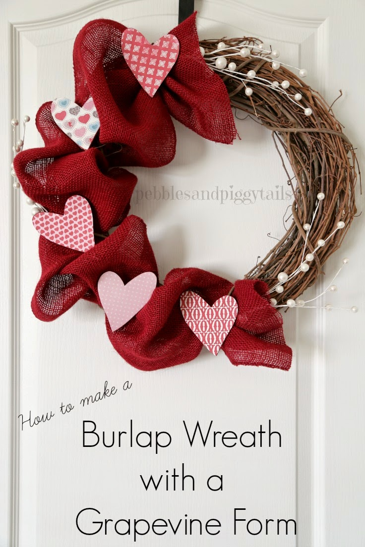 Diy No Glue Spring Wreath Ideas Making Life Blissful