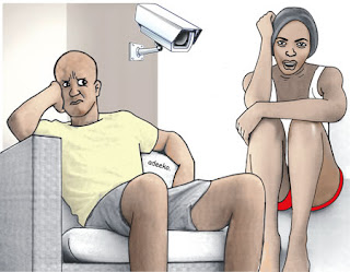 My husband slept with his girlfriends in our home —Wife