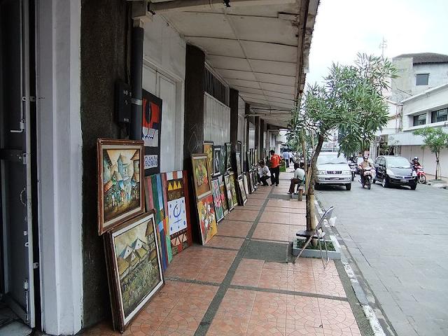Street Painting Braga Street