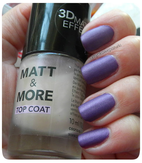 Catrice Matt&More Top Coat
