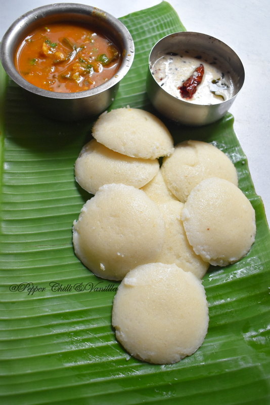 how to make poha idli