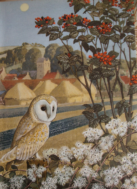 Beatrix Autumn Adventures With Vintage Ladybird Book