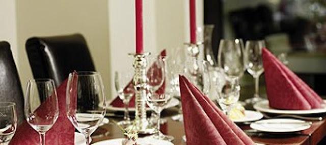 Restaurantes no Natal em Roma