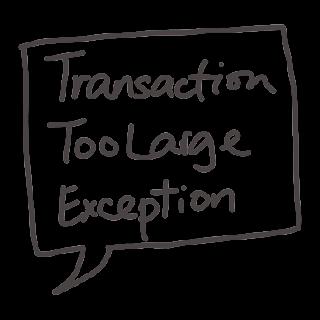 square island: transactiontoolargeexception crashes on nougat - TTLE - Square Island: TransactionTooLargeException crashes on Nougat