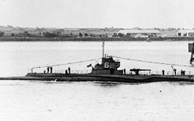 Soviet submarine S-6 10 August 1941 worldwartwo.filminspector.com