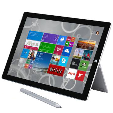 Microsoft Surface Pro 3 receives firmware update to improve Wi-Fi connectivity and more