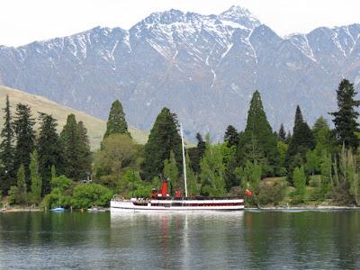 Relato de viagem de motorhome pela Nova Zelândia: Dias 23 e 24 - Queenstown e Glenorchy