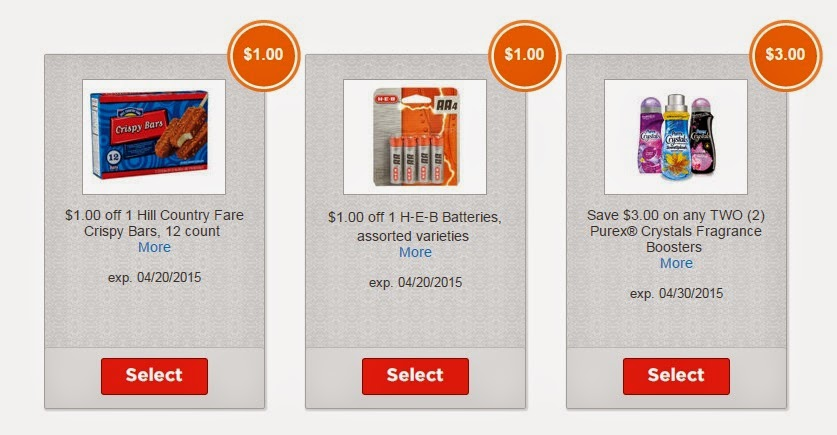 heb digital coupons number