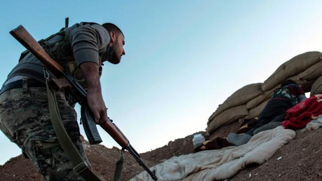 Άγκυρα: Οι ΗΠΑ συνεργάζονται με τους Κούρδους στην Συρία σβήνοντας τις τουρκικές φιλοδοξίες