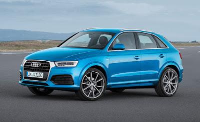 Audi Q3 SUV Wallpaper