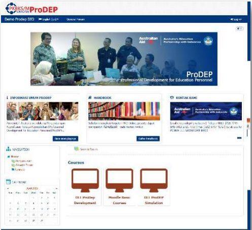 gambar laman utaman PKB KS
