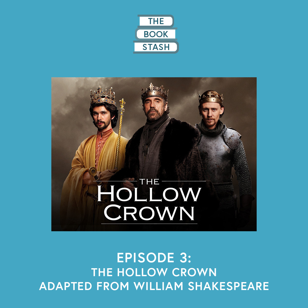 Ash Oldfield: The Book Stash - Episode 3: The Hollow Crown