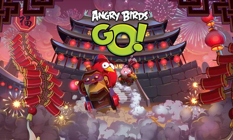 Angry Birds Go! V1.13.9 APK + DATA
