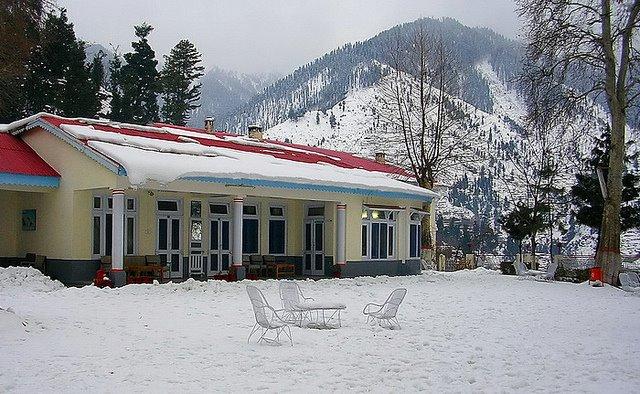 PTDC Motel Miandam, Swat Pakistan