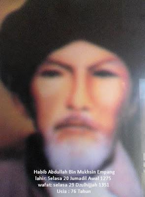 """Meladani Pengarang Kitab Dala-il Al-Khoirod """"Habib Abdullah Bin Mukhsin Empang"""""""