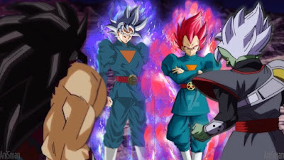 Dragon Ball Heroes Episode 12 English Subbed