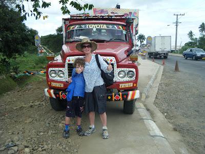 Fiji truck