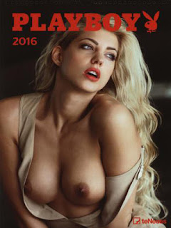 Revista Playboy Alemania-Calendario 2016 PDF Digital