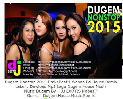Lagu DJ Exotis Mabes Terbaru 2017 Mp3