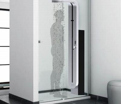 Regaderas o duchas de ultima generación.