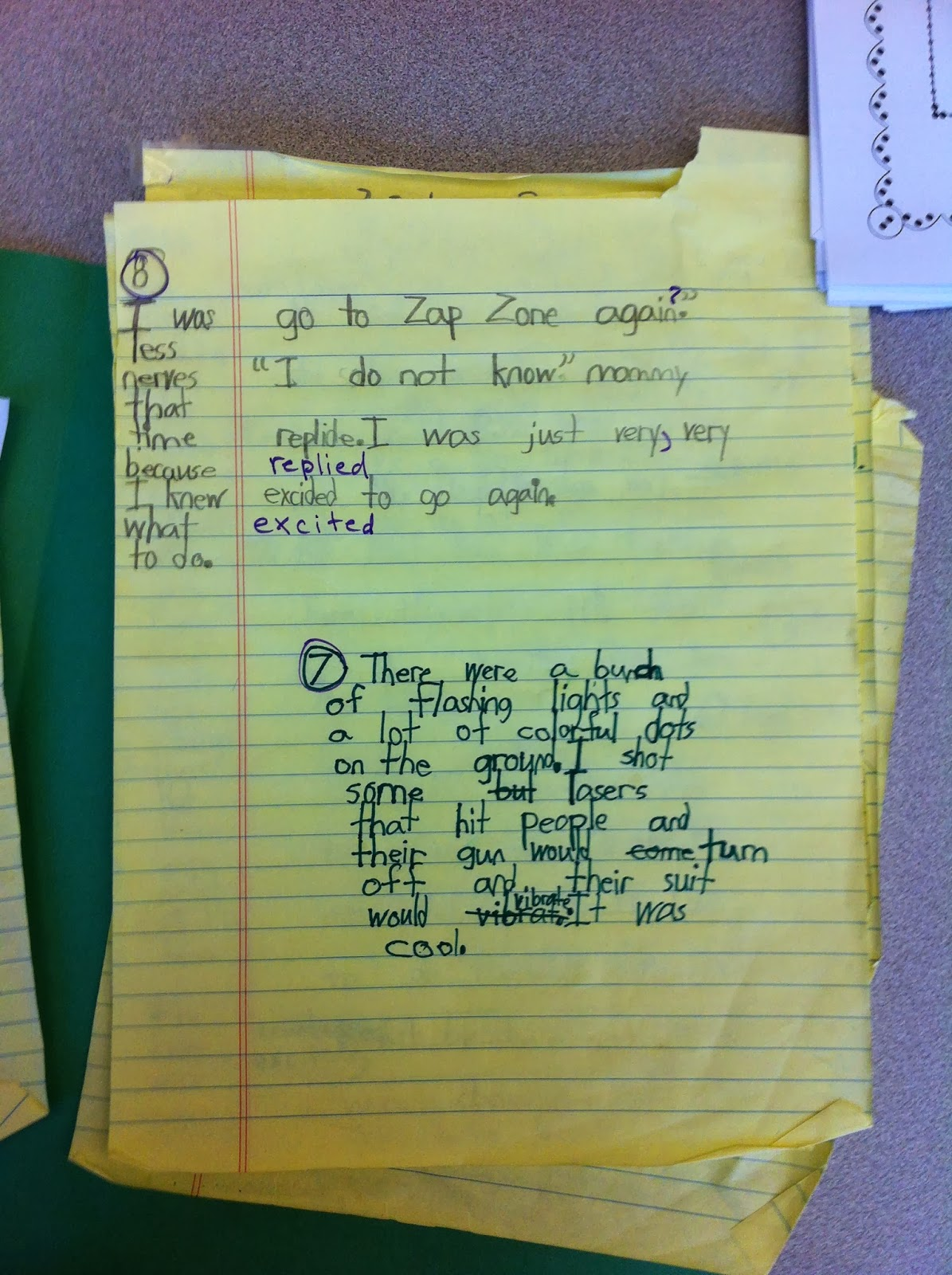 Formative Assessment For Writing