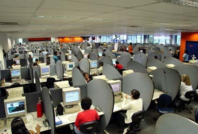 Bank Mega Call Center