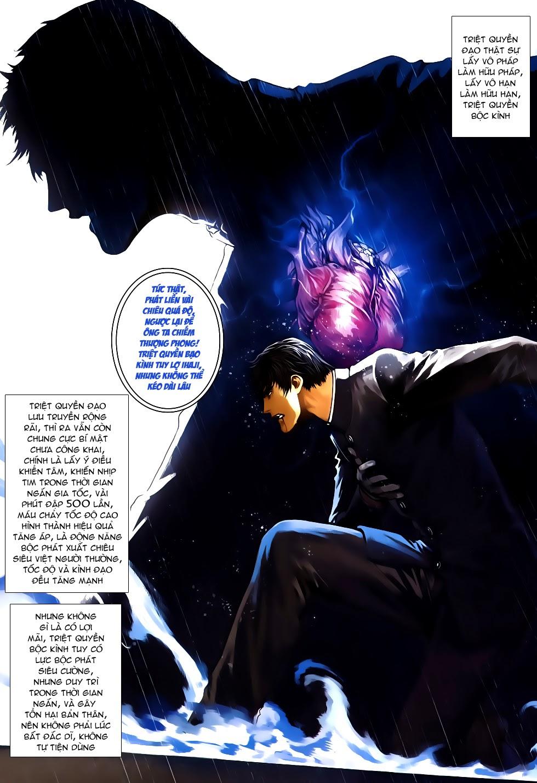 Quyền Đạo chapter 12 - end trang 20
