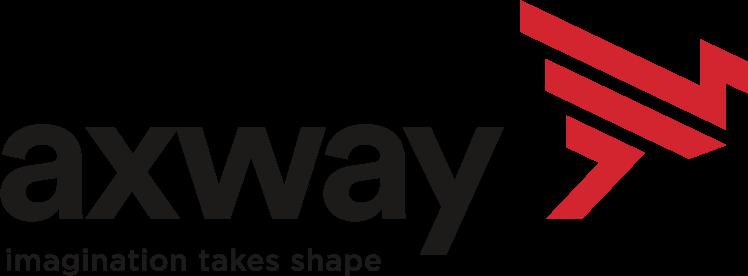 The branding source axway transforms with landor designed for Landor logo