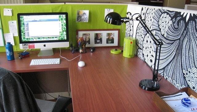 ofis dekorasyon