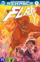 DC Renascimento: Flash #1