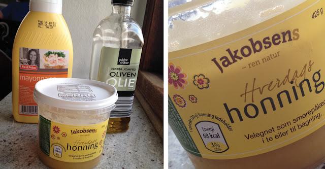 Line Boe: Hjemmelavet hårkur - med ting fra dit køleskab