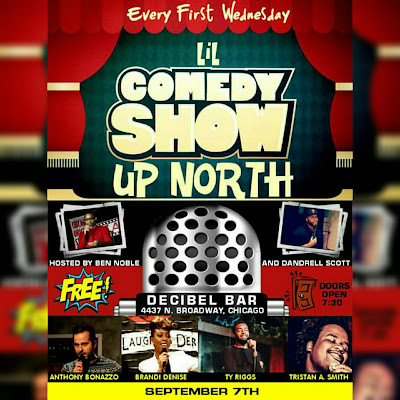 SHOW-TIME: Lil Comedy Show Up North (9/7/16)