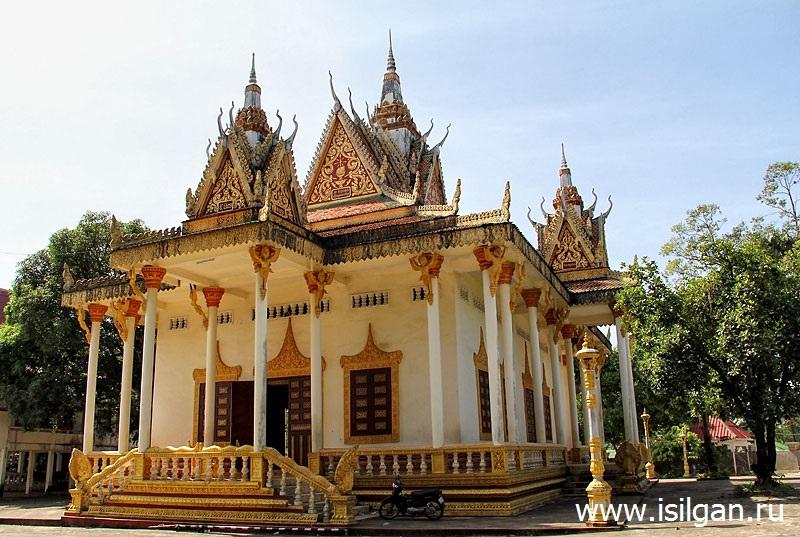 Hram-Vat-Krom-Gorod-Sianukvil-Kambodzha-Cambodia