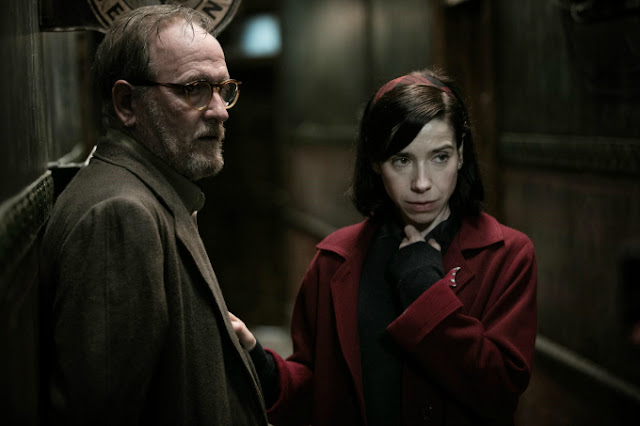 Richard Jenkins Sally Hawkins El hilo invisible