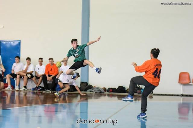 Οι πρώτες προκρίσεις στο Danaon Cup 2017