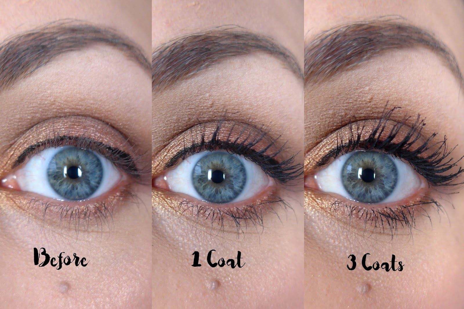 L'Oreal Voluminous Lash Paradise Mascara - Try-on and Review!