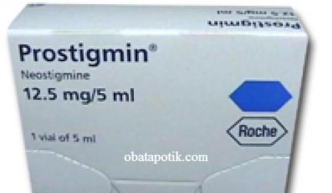 manfaat Prostigmin Table Lengkap Dosis Dan Harganya