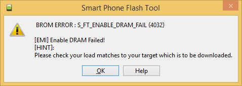 Fix Brom Error Sft Enable Dram_Fail (4032) Updated !