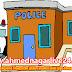 श्रीगोंदा पोलिस ठाण्यात महिला कर्मचाऱ्यांमध्ये झटापट.
