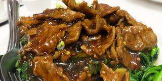 Resep Daging Sapi Saus Tiram