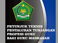 SK dan Juknis Tunjangan Profesi Guru Madrasah Tahun 2019 - Pdf