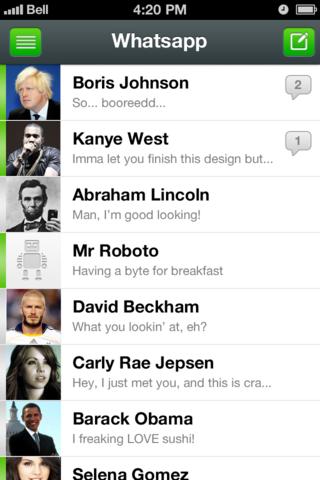 WhatsApp Messenger - Download Free  Latest Version