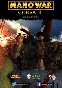 Man O War Corsair PC Full | ISO | MEGA
