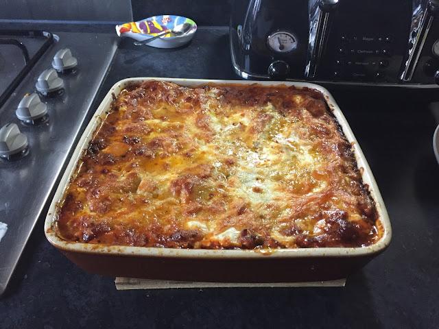 mexicana lasagna