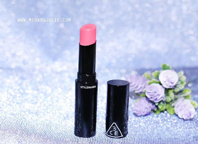 3 Concept Eyes Creamy Lip Color 8 Ladi Padi Review