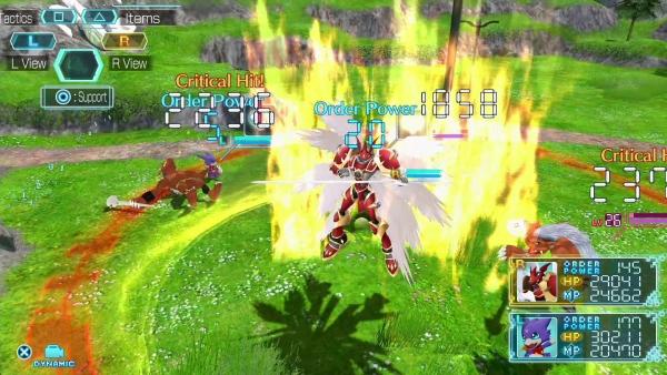 Digimon World: Next Order: los digimon tienen un periodo de vida limitado, aumento de la dificultad...