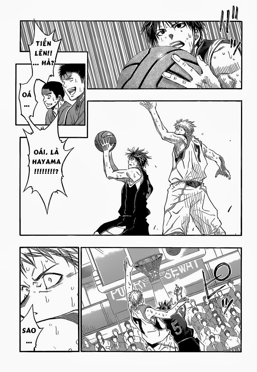 Kuroko No Basket chap 254 trang 16