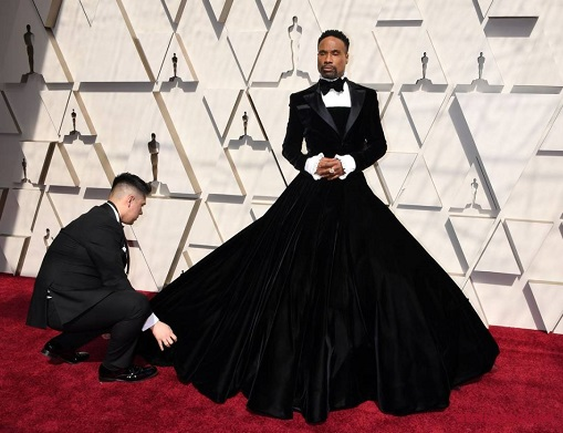 Oscar 2019 report cards Surprise Billy Porter Charlize divine